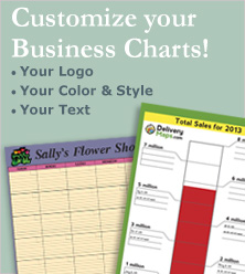 Customize Your Business Charts!